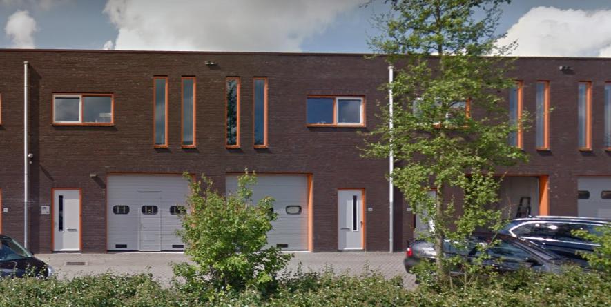 Bouw-Raad Tjalk 17e Bodegraven